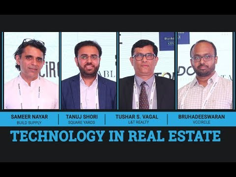 Image result for How technology is reshaping the real estate sector