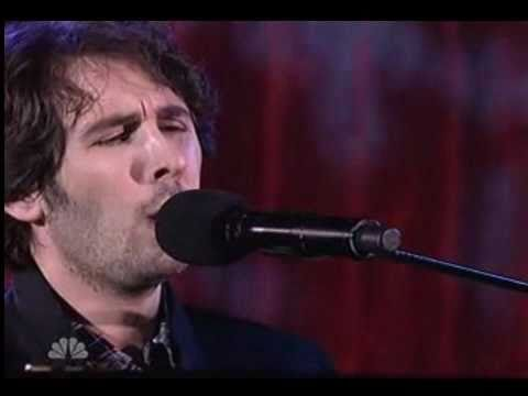 Josh Groban - Bells of New York City live