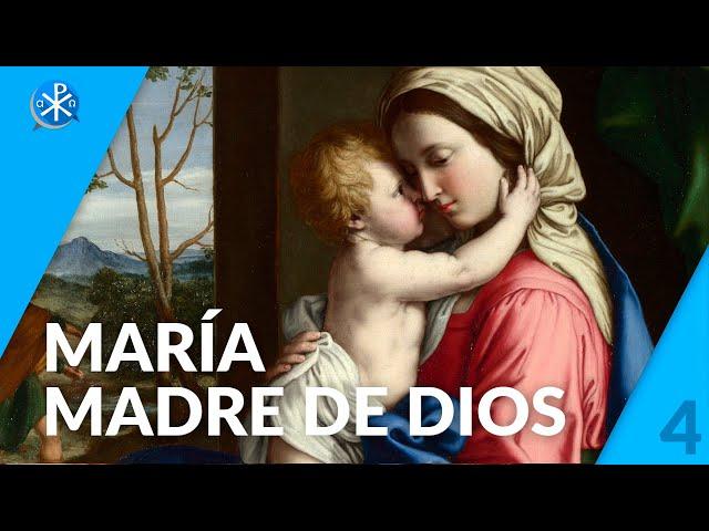 María Madre de Dios    Perseverancia - P. Gustavo Lombardo