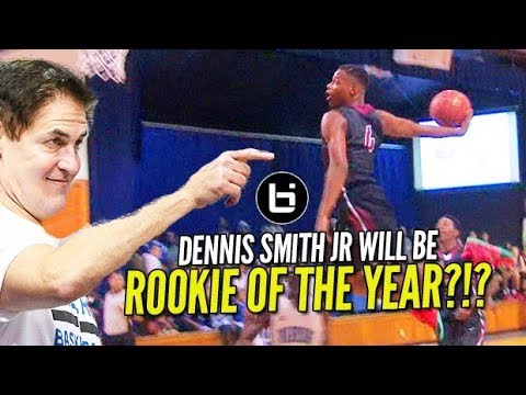 Dennis Smith Jr TOP 25 DUNKS! RATE THEM!! Mark Cuban's New Favorite Player!