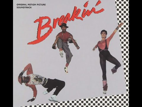80's BREAK DANCE MIX