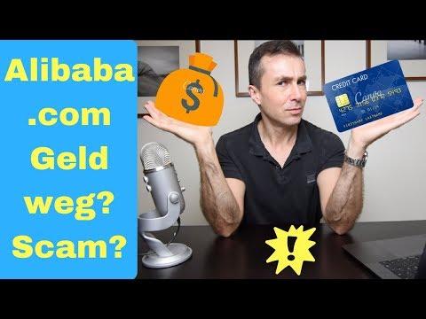 Amzon FBA Alibaba Sicher Bezahlen Mit Paypal, Überweisung Oder Kreditkarte