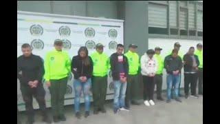 Cae banda que asaltaba y hasta mataba a ciclistas en montañas cercanas a Bogotá