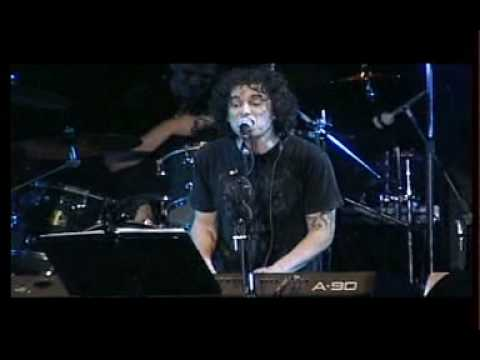"Andrés Calamaro ""Media Veronica"" made in Argentina"