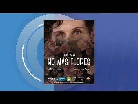 Leonor Svarcas: No más flores