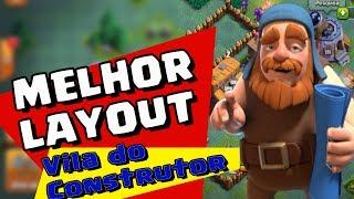 MELHOR LAYOUT PARA VILA DO CONSTRUTOR NÍVEL 3 CLASH OF CLANS