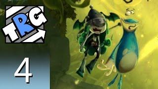 Rayman Legends - Episode 4: 600 Feet Under