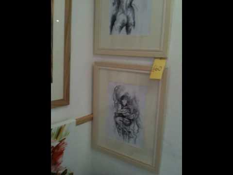 JO HAMILTON DORSET ART WEEKS 2010 EXHIBITION