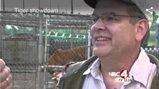 Mike Stapleton on News RE Teisha Tiger