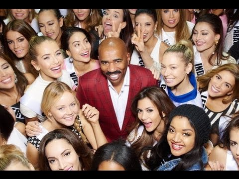 Steve Harvey Apologizes For Miss Universe 2015 Mistake - Message To Steve #MissUniverse2015