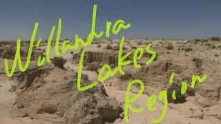 1分世界遺産 482 ウィランドラ湖群地域 オーストラリア③