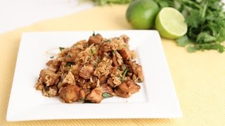 Cilantro & Lime Chicken & Rice Recipe - Laura Vitale - Laura In The Kitchen Episode 814
