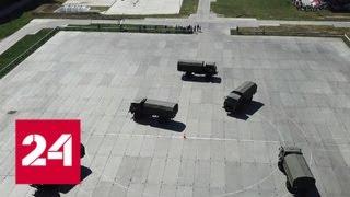Смотреть видео Вальс армейских тягачей: российские военные стали лучшими на конкурсе водителей - Россия 24 онлайн
