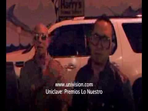 """Watch """"Mr. A y Sr. F piden tu apoyo para Premios Lo Nuestro"""" on YouTube"""