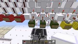 Advanced Redstone Computer Tutorial 6: SRCIS16 Instruction Set