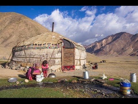 Rencontres au Tadjikistan