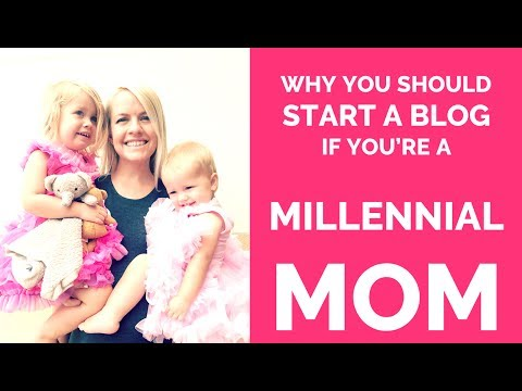 why-are-so-many-millennial-moms-starting-blogs?