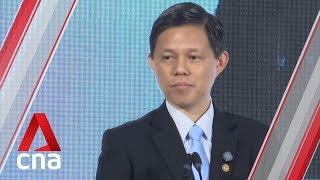 Economic competition with US an opportunity for China: Chan Chun Sing