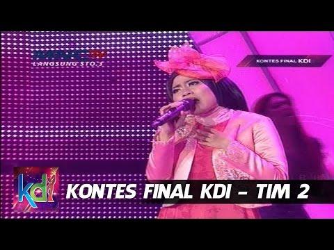 """Risti """" Pacar Dunia Akhirat """" Kalteng - Kontes Final KDI Tim 2 (14/5)"""