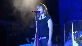 """Silly - Sonnenblumen, """"Alles rot""""-Tour 2011 Leipzig"""