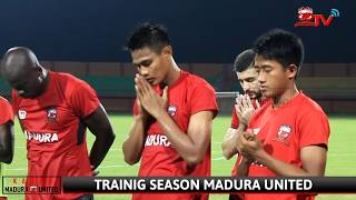 Training Season Madura United