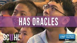 Has Oracles - IEM Shanghai