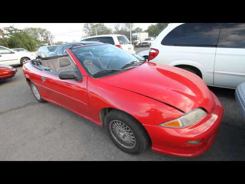 Pacific Auto Auction - Chevy 1999