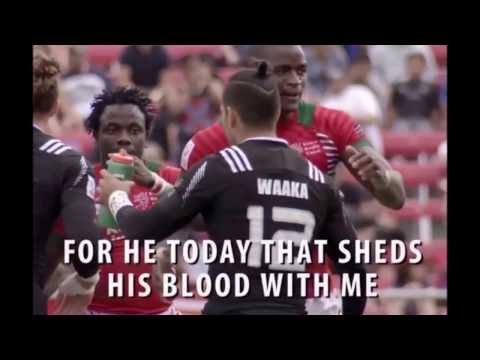 KENYA RUGBY 7s TEAM  GREATEST MOMENTS. (TRUE LEGENDS.!!).
