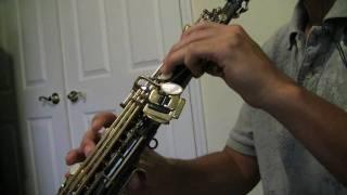 Sway - Soprano Sax Solo