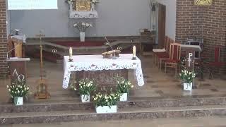 Niedziela Wielkanocna-Msza Święta godz. 11:00