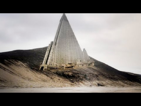 You Can Never Visit this Hotel - Hotel Ryugyong