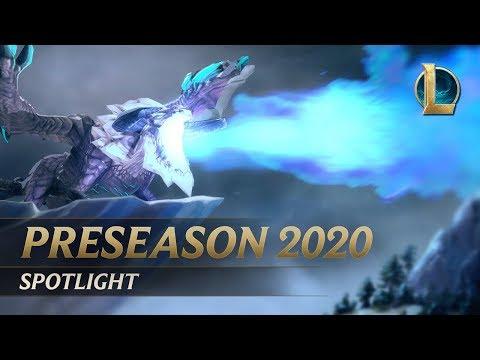 Preseason 2020 Spotlight | Gameplay - League Of Legends