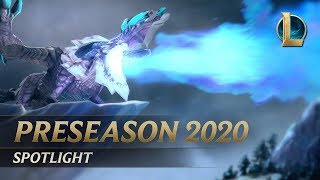 Preseason 2020 Spotlight | Gameplay - League of Legends