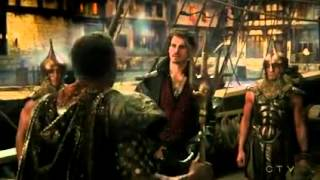 Hook & Poseidon Scene 4x16 Once Upon A Time