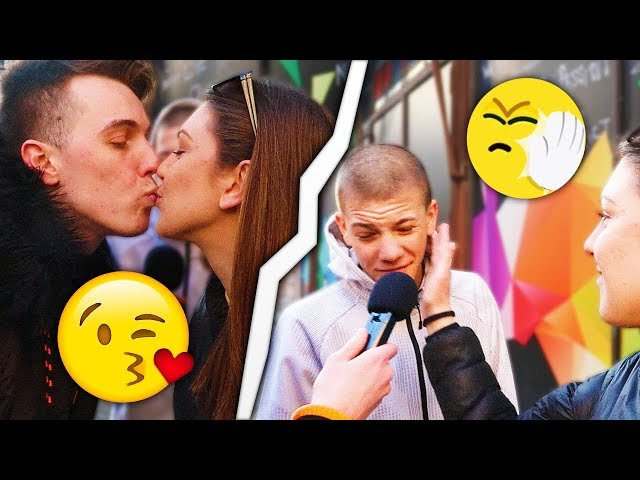 KISS OR SLAP w/ Janko