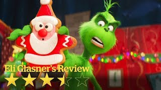 The Grinch: Recycled tale is still a delight