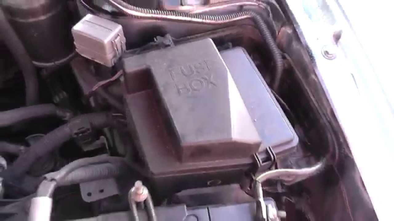 hight resolution of mazda 626 fuse boxes locations