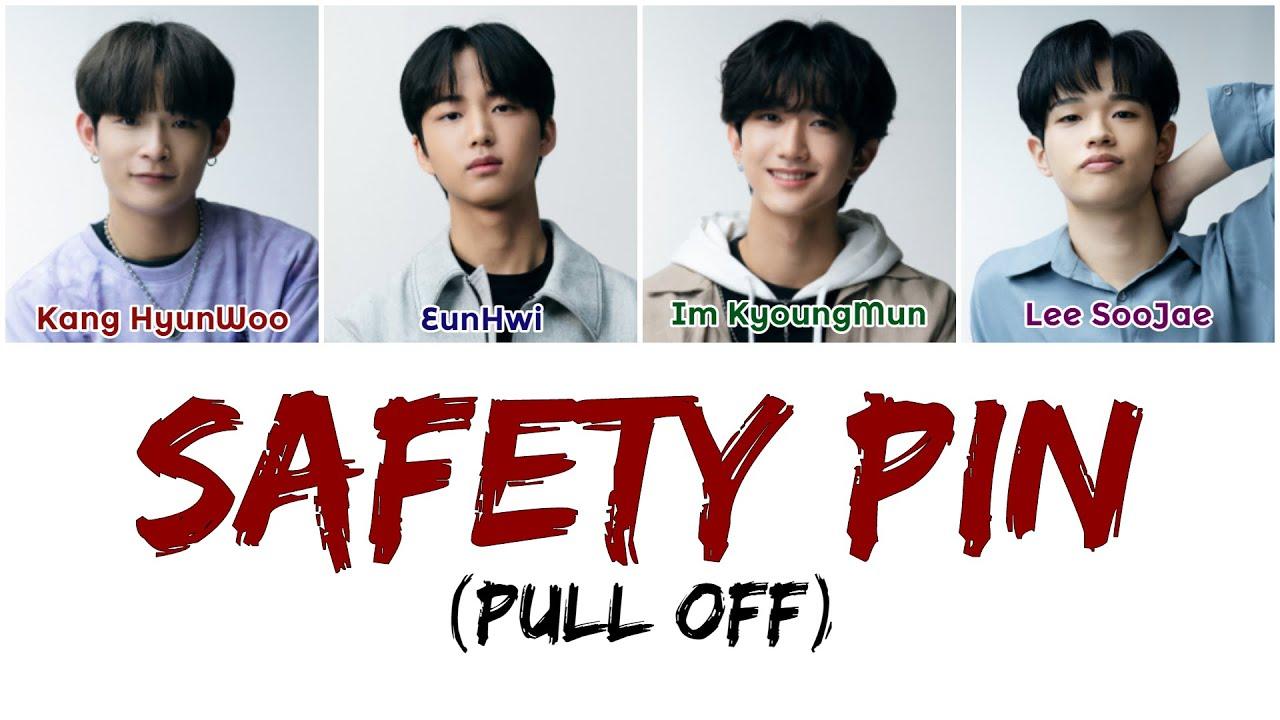 LOUD 서울상륙작전 (Seoul Landing Op.) - 안전핀(땡겨) (Safety Pin/Pull Off)  [HAN ROM ENG Color Coded Lyrics]