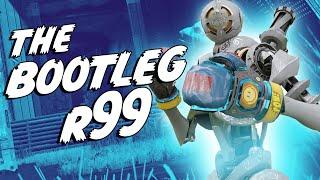 Get yourself a bootleg R99!! - APEX LEEGNDS