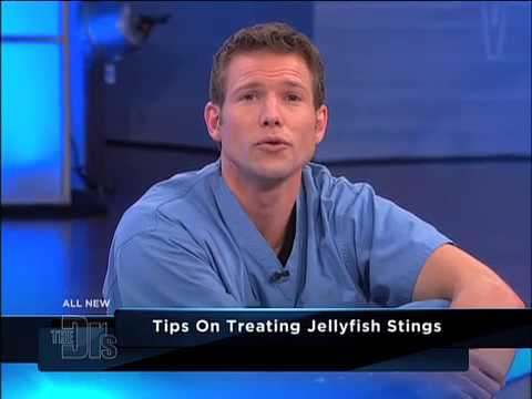 Jellyfish Stings Medical Course