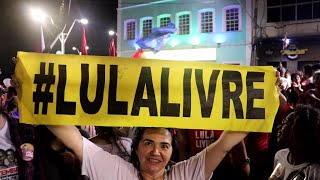 Brazil: Salvador residents celebrate in the streets after Lula release | AFP