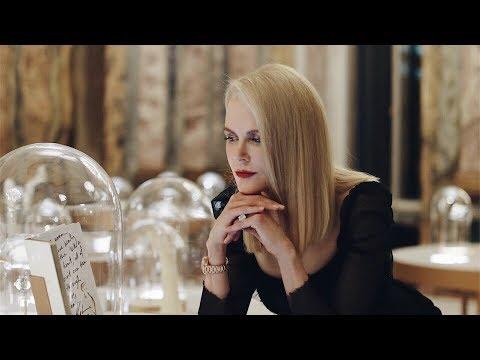 Nicole Kidman opens OMEGA Her Time in St. Petersburg
