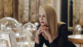 Nicole Kidman opens OMEGA Her Time in St. Petersburg