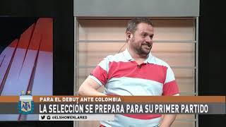 Selección Argentina en El Show En La Red