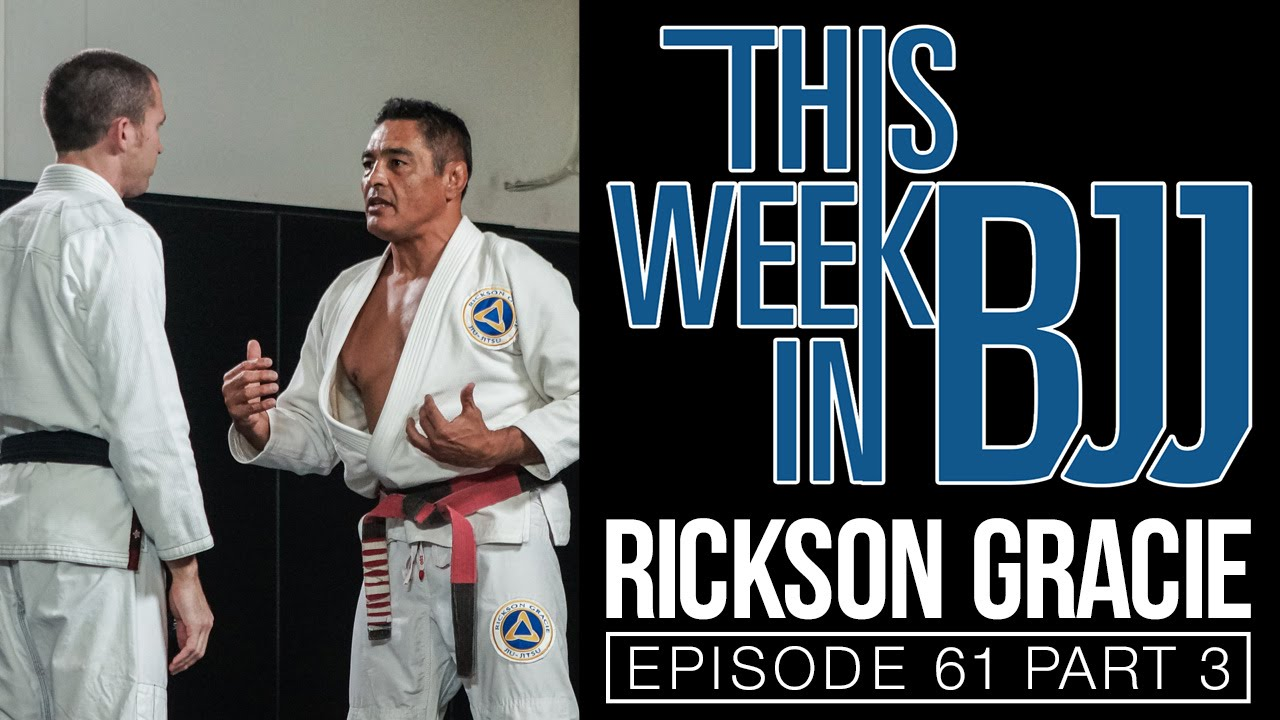 Standing up self defense (This Week In BJJ Episode 61 with