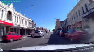 A drive through Launceston - Tasmania   (Part 1)  2014