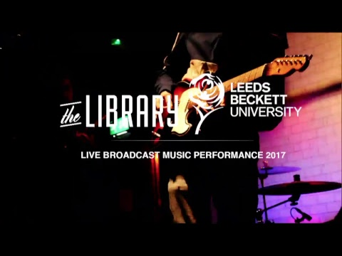 Leeds Beckett Music Performance and Production Students 2017 at The Lending Room, The Library, Leeds