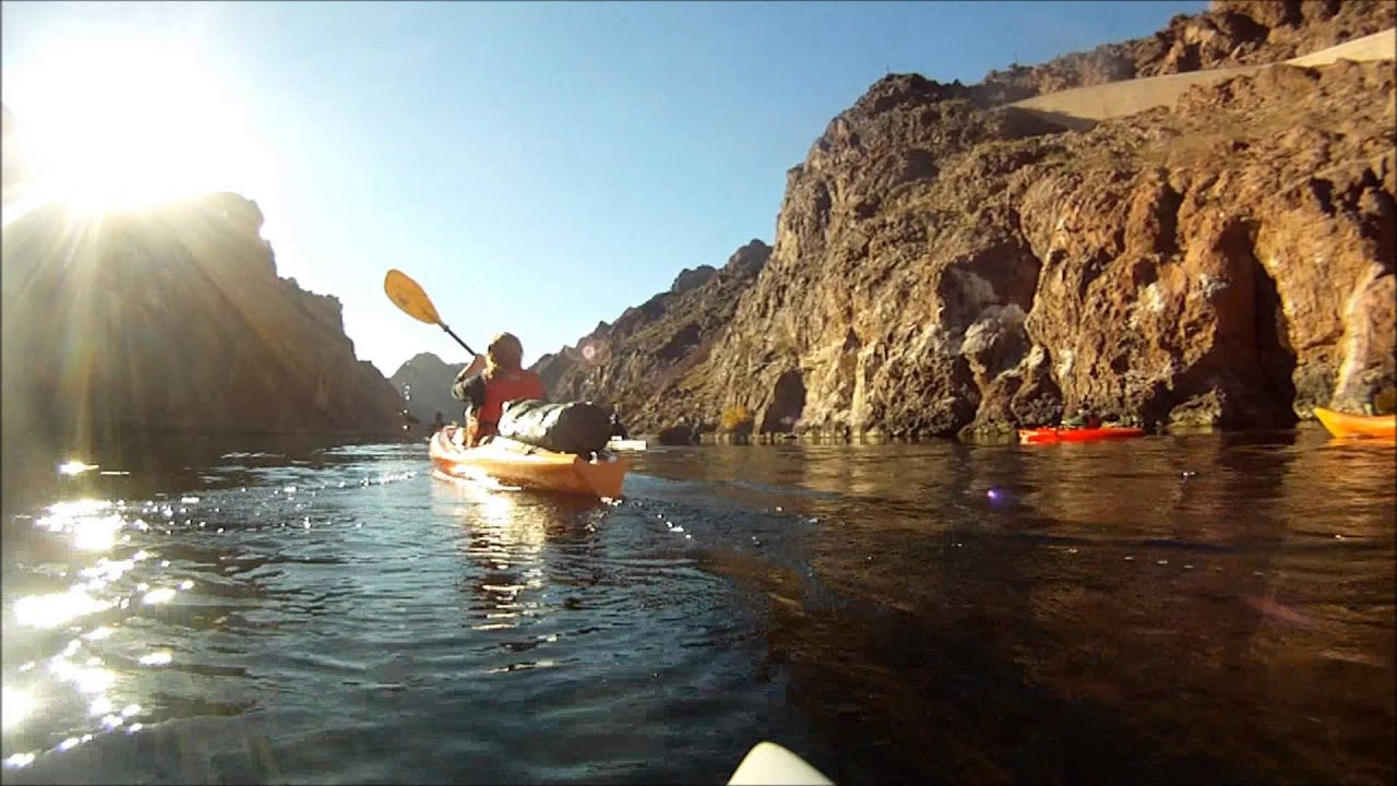 Black Canyon Colorado River Kayak Trip