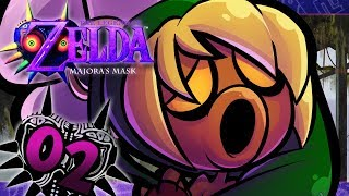 Guía Español ~ Zelda: Majora´s Mask - Parte 3 - Bosque Catarata