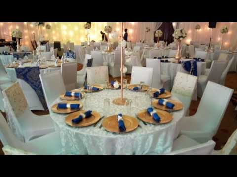 Uganda Weddings Decor